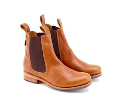 670c20d0cab lhco.co.uk reviews - Chatham WOMEN S ASHCOMBE TAN LEATHER CHELSEA BOOTS