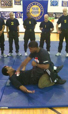 Krav Maga Police Training - Self Defense NJ