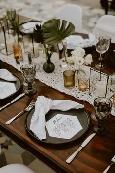 The team at Amy Abbott Events are renowned for being creative Los Cabos Wedding Planners. Wedding Table Centerpieces, Wedding Decorations, Table Decorations, Wedding Ideas, Farm Wedding, Centerpiece Flowers, Wedding Tables, Wedding Ceremony, Tropical Wedding Decor