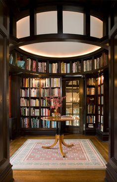 23 Amazing Home Library Design Ideas for All Book Lovers - Style Motivation