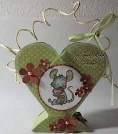 Tutorial by Betty Creations  Stamp Whiff of joy