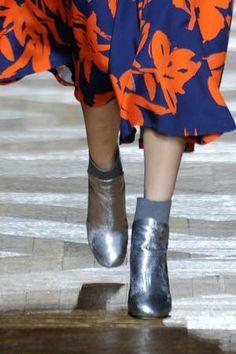 Paris Shoe of the Day: Dries Van Noten.