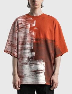 A-COLD-WALL* - Brush Stroke T-shirt | HBX