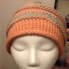 I just discovered this while shopping on Poshmark: Beautiful Handmade Beanie. Check it out!  Size: OS