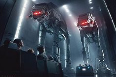 Rise of the Resistance: Groundbreaking Ride at Star Wars: Galaxy's Edge
