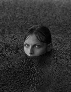 "thebeautymodel: "" Karlina Caune by Benjamin Vnuk for Scandinavia SSAW Spring/Summer 2015 """