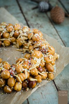 Cicerchiata | Chew Town Food Blog