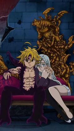 Seven Deadly Sins Anime, 7 Deadly Sins, Otaku Anime, Anime Guys, Manga Anime, Anime Kawaii, Anime Films, Anime Characters, Animes Wallpapers