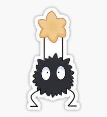 Spirited Away: Soot Sprite Sticker Tumblr Stickers, Phone Stickers, Anime Stickers, Kawaii Stickers, Cool Stickers, Journal Stickers, Printable Stickers, Custom Stickers, Totoro