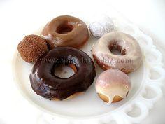 Homemade Doughnuts - Amanda's Cookin'~Deep Fried!