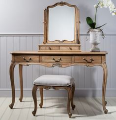 Chic Weathered Dressing Table £922.50