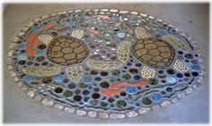 Decorative ceramic tile, hand made tiles in fish tiles, frog tiles and gecko