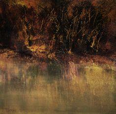 "Saatchi Art Artist Maurice Sapiro; Painting, ""Saturday Afternoon"" #art"