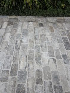 A special blend of granite cobblestone pavers selected for their amazing color range from mottled purple to grey. Enjoy the practically indestructible hardness of granite European pavers along with the variegated look of a quaint Colonial street.