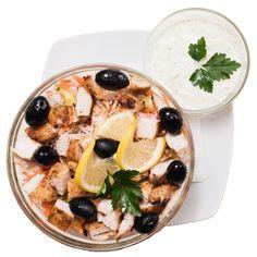 In Radauti puteti incerca o salata delicioasa de la restaurantul Colieri: salata Cruduta