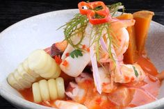 Creatie uit de Peruaanse keuken. Lees onze tips voor restaurants en bars in Lima. http://www.joker.be/nl/reisblog/reisinfo-per-bestemming/lima-culinair-succulent-van-basic-tot-high-end/
