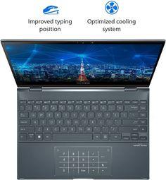 ASUS ZenBook Flip 13 UX363EA-AS74T OLED Laptop Price in the US 2