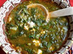 Добър апетит с Peych!: Супа от коприва