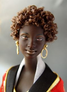Natural in Nashville: DISCUSSION: BARBIE gets a natural hair makeover!