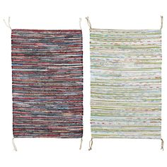 Couple of the green ones might be useful TÅNUM Rug, flatwoven Assorted colours 60 x 90 cm - IKEA Entryway Runner, Ikea Office, Leftover Fabric, Types Of Flooring, Unique Rugs, New Delhi, Small Rugs, Carpet Runner, Bedding