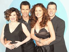 Will and Grace, what a great TV comedy show.
