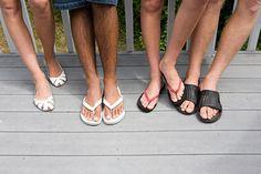 For Sandal-Friendly Feet - for those where summer isn't over jet