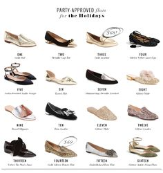 Wardrobe From Scratch, Part 6: How to Choose Shoes ...