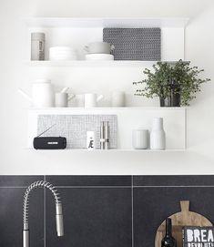 ikea kitchen shelves - Google Search