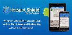 Download Hotspot Shield VPN 2.2.3 - Mobile N Game