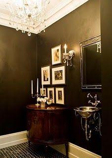 1000 Images About Powder Room On Pinterest Powder Rooms