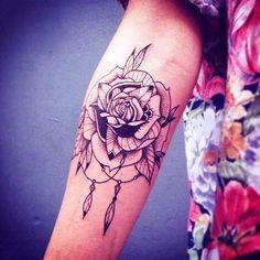 tatuagem de rosas - Pesquisa Google