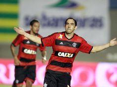 Goiás 1 x 2 Flamengo - Semifinal - Copa do Brasil 2013 ~ Flamengo Fotos Gol do Chicão 30/10/13