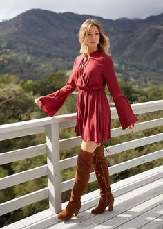 Lana Mini Dress Source by outfits fall Fall Fashion Outfits, Preppy Outfits, Casual Fall Outfits, Dress Outfits, Autumn Fashion, Cute Outfits, Rock Outfits, Party Outfits, Edgy Outfits