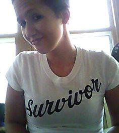 I am a SURVIVOR!