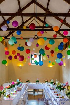 Hanging Paper Lanterns – ShopWildThings
