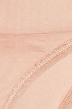 Yummie by Heather Thomson - Lorelai Stretch-jersey Thong - Blush -