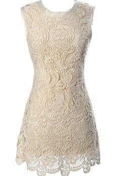 Victorian lace dress $48