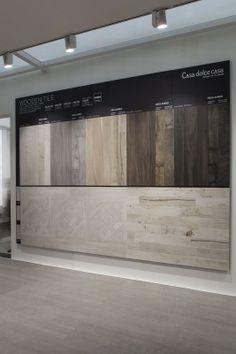 Wooden Tile by Casa dolce casa - Florim Cersaie 2013 #cersaie