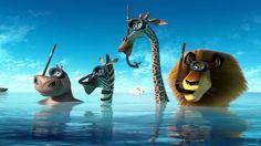 Madagascar 3 : Bons baisers d'Europe ღ Film d'animation complet en francais