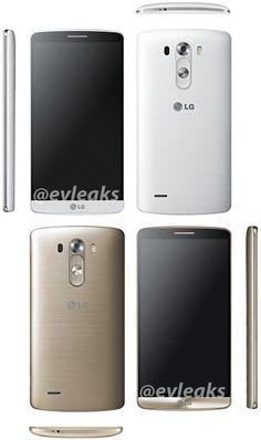 LG G3 seen again before release, only price info needed