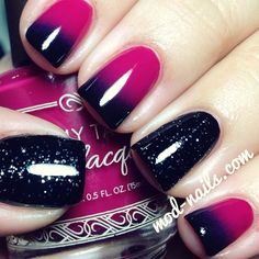 ModNails: GRADIENT USING TAMMY TAYLOR NAIL LACQUER