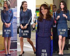 "2,621 Likes, 45 Comments - DuchessCatherine_kurdistan (@katemiddleton_kurdistan) on Instagram: ""Catherine re wore her @rebeccataylornyc suit for fourth time. Looks so elegant ✨…"""
