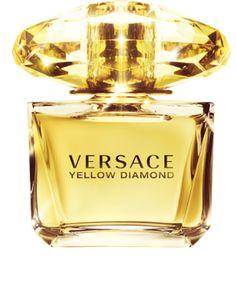 Versace - Yellow Diamond Eau de Toilette Spray in oz Perfumes Versace, Versace Perfume, Versace Fragrance, Versace Versace, Perfume Fahrenheit, Perfume Invictus, Perfume Diesel, La Rive, Perfume Collection
