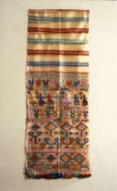 Greek weaving from Karpathos