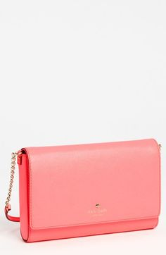 In black though! - kate spade new york 'charlotte street - angela' clutch available at Nordstrom