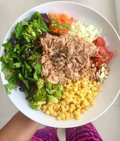 Focused 💪🏼 with the colors of the 🥗 lunch I& naming - healthy snacks Keto - Clean Recipes, Lunch Recipes, Healthy Dinner Recipes, Healthy Snacks, Vegetarian Recipes, Healthy Eating, Cooking Recipes, Comidas Fitness, Deli Food