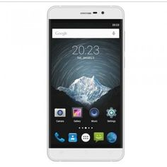 Cubot Z100 MTK6735 Quad Core Android 5.1 1GB 16GB 4G Smartphone 5.0 Inch OTG Hotknot White
