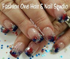 Acrylic nails by Tammy