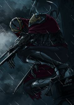League of legend Zed by on DeviantArt - League of Legends Zed Wallpaper, Wallpaper Memes, Wallpapers, Zed League Of Legends, League Of Legends Characters, Zed Lol, V Games, Epic Art, T Art