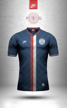 PSG CLUB SERIES DESIGN FROM BEHANCE